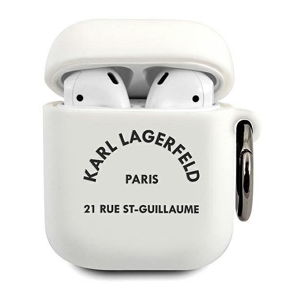 Maska KARL LAGRFELD (Silicone RSG) za AirPods