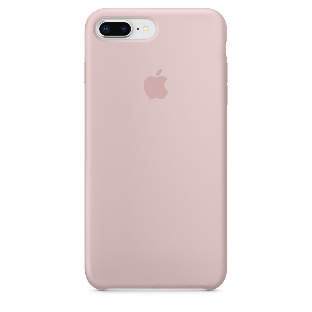 Maska TPU Silicone (light pink) za iPhone 7 Plus/8 Plus