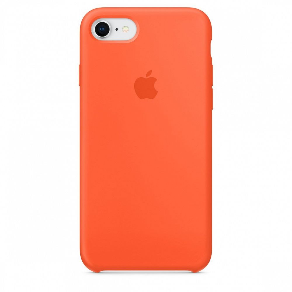 Maska TPU Silicone (orange) za iPhone 7/8/SE 2020