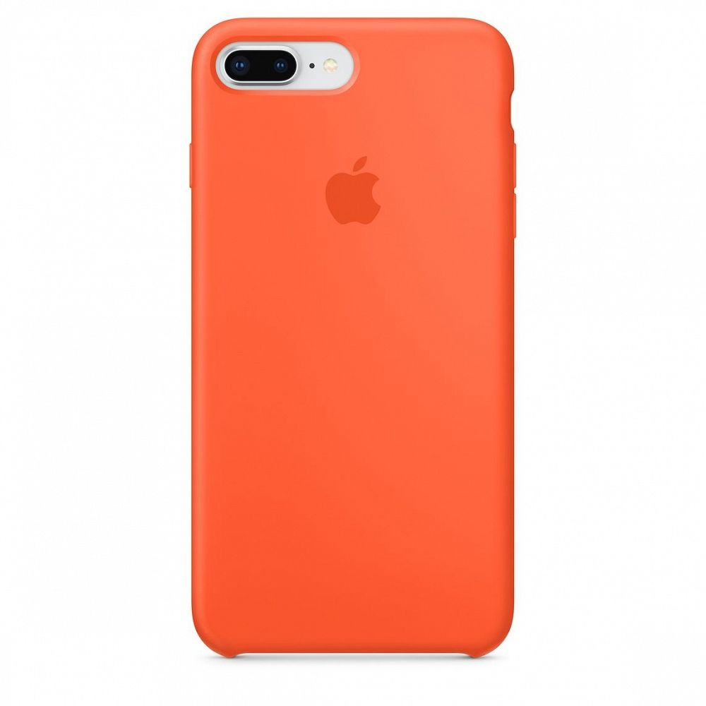 Maska TPU Silicone (orange) za iPhone 7 Plus/8 Plus
