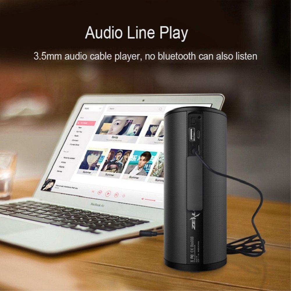 Bluetooth zvočnik ZEALOT S8
