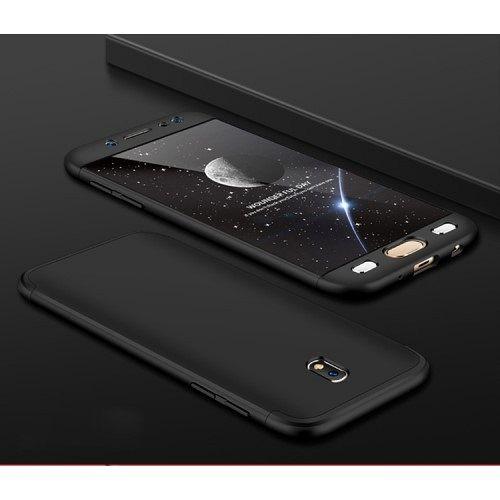 Ovitek 360° (črn) za Samsung Galaxy J5 2017
