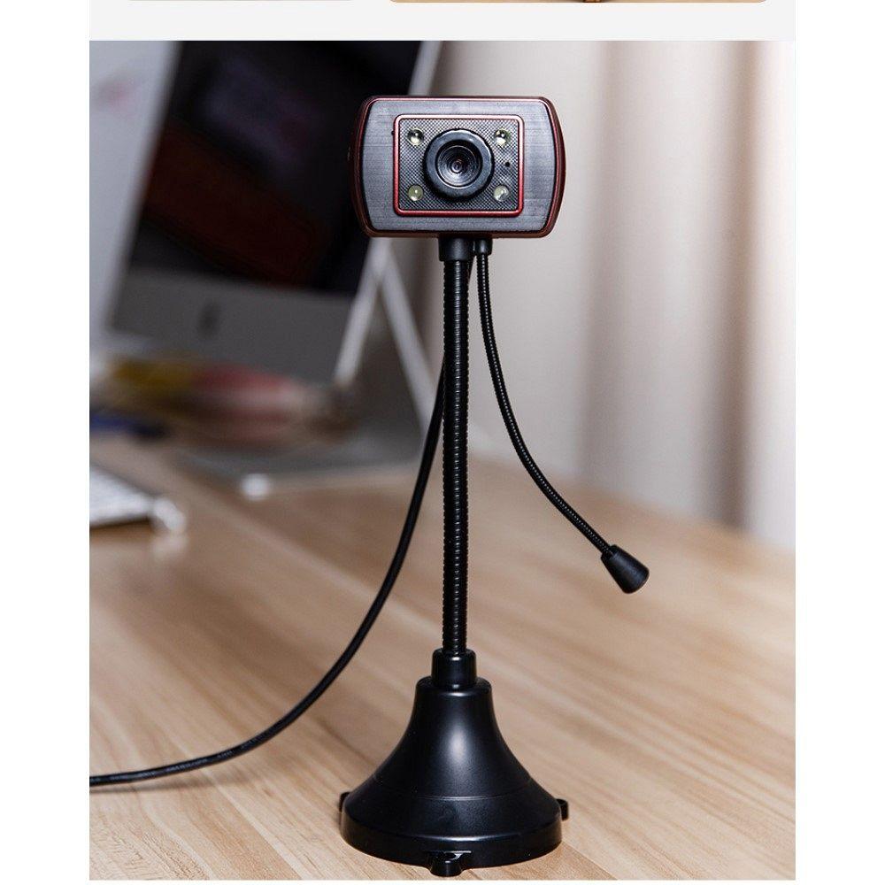Webcam + microphone W620 480P