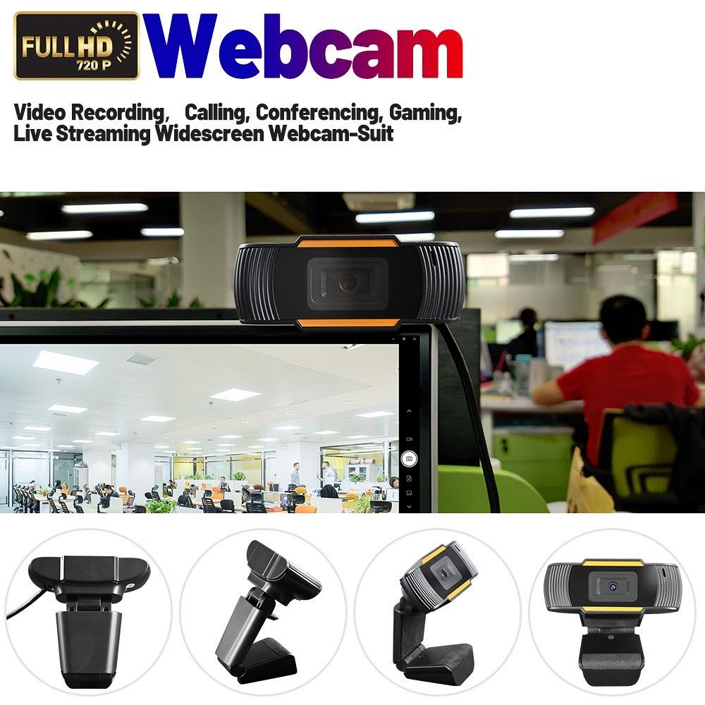 Internetska kamera + mikrofon