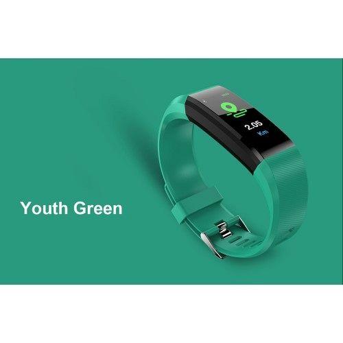 Pametna zapestnica T01 (zelena)