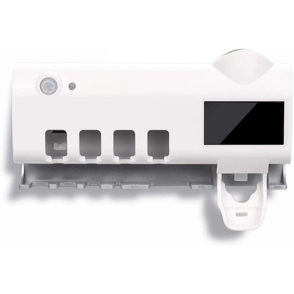 UV sterilizator za četkice + dozator paste za zube