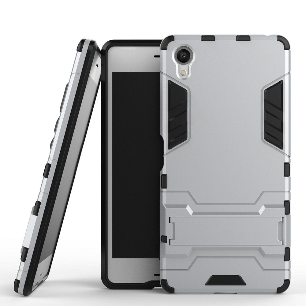 Ovitek Impact X (siv) za Sony Xperia X