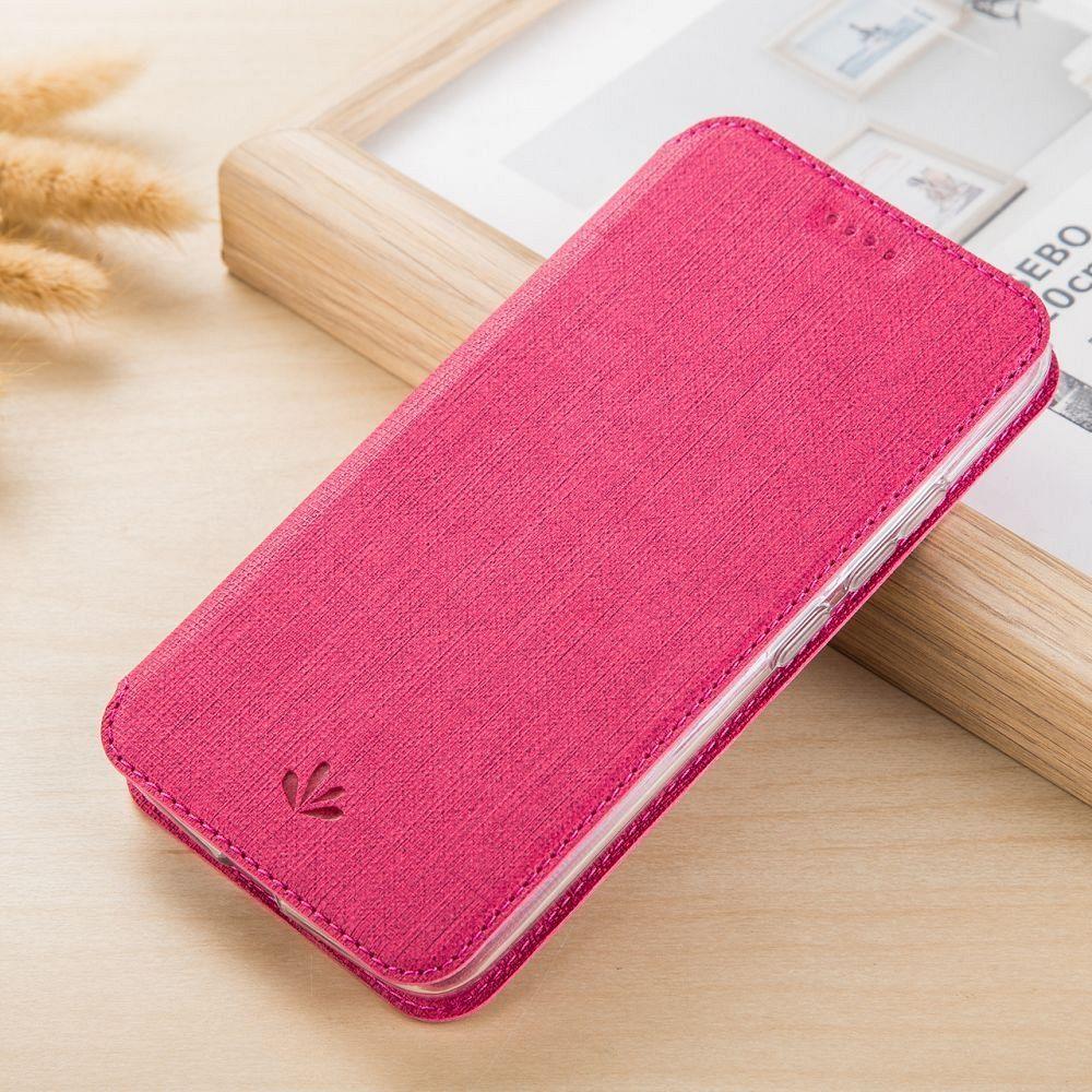 Preklopni ovitek Vili (roza) za LG X power2