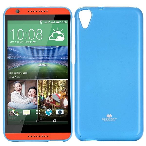 HTC Desire 820 Goospery (light blue) tok