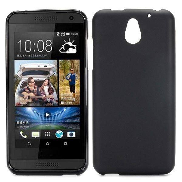 Maska TPU (crna) za HTC Desire 610