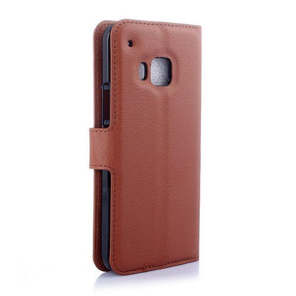 Preklopni ovitek (rjav) za HTC One M9