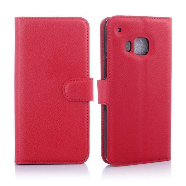 Preklopna maska (crvena) za HTC One M9