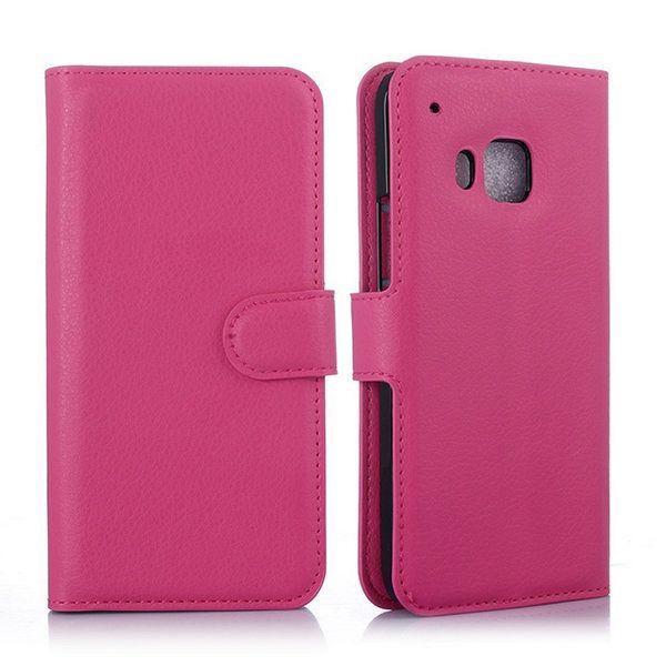 Preklopna maska (ružičasta) za HTC One M9