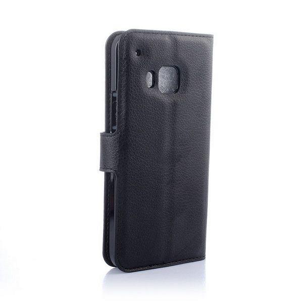 Preklopni ovitek (črn) za HTC One M9