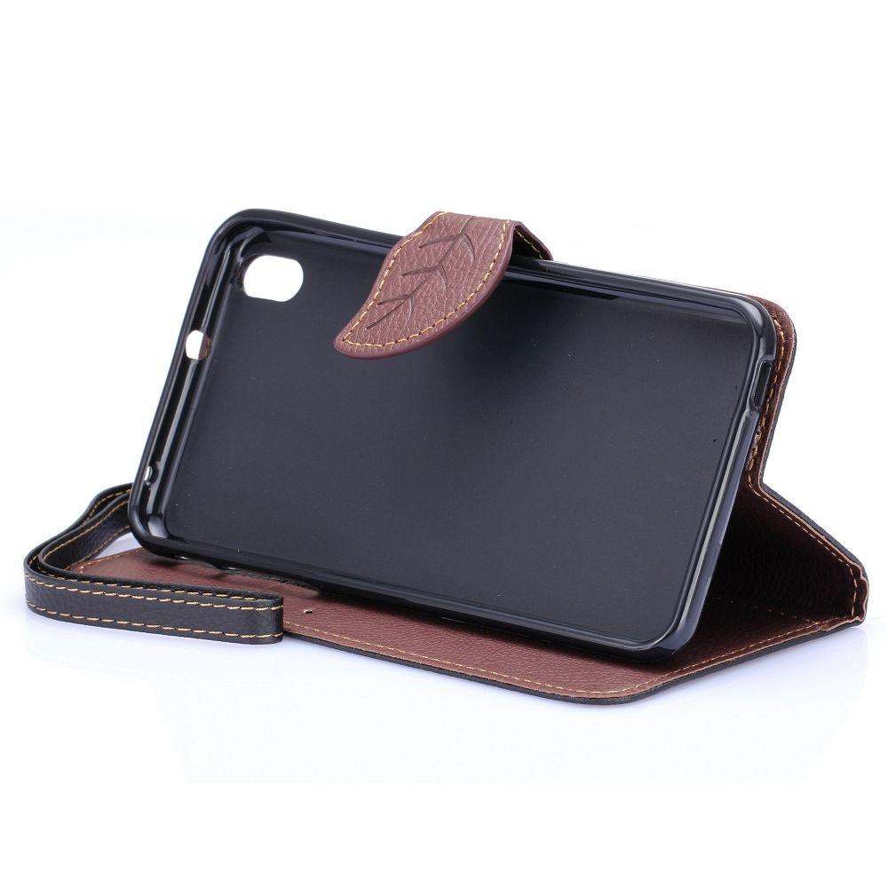 Preklopni ovitek (Črn) za HTC Desire 816