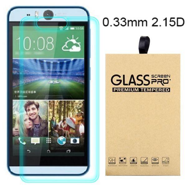 Kaljeno zaščitno steklo za HTC Desire Eye