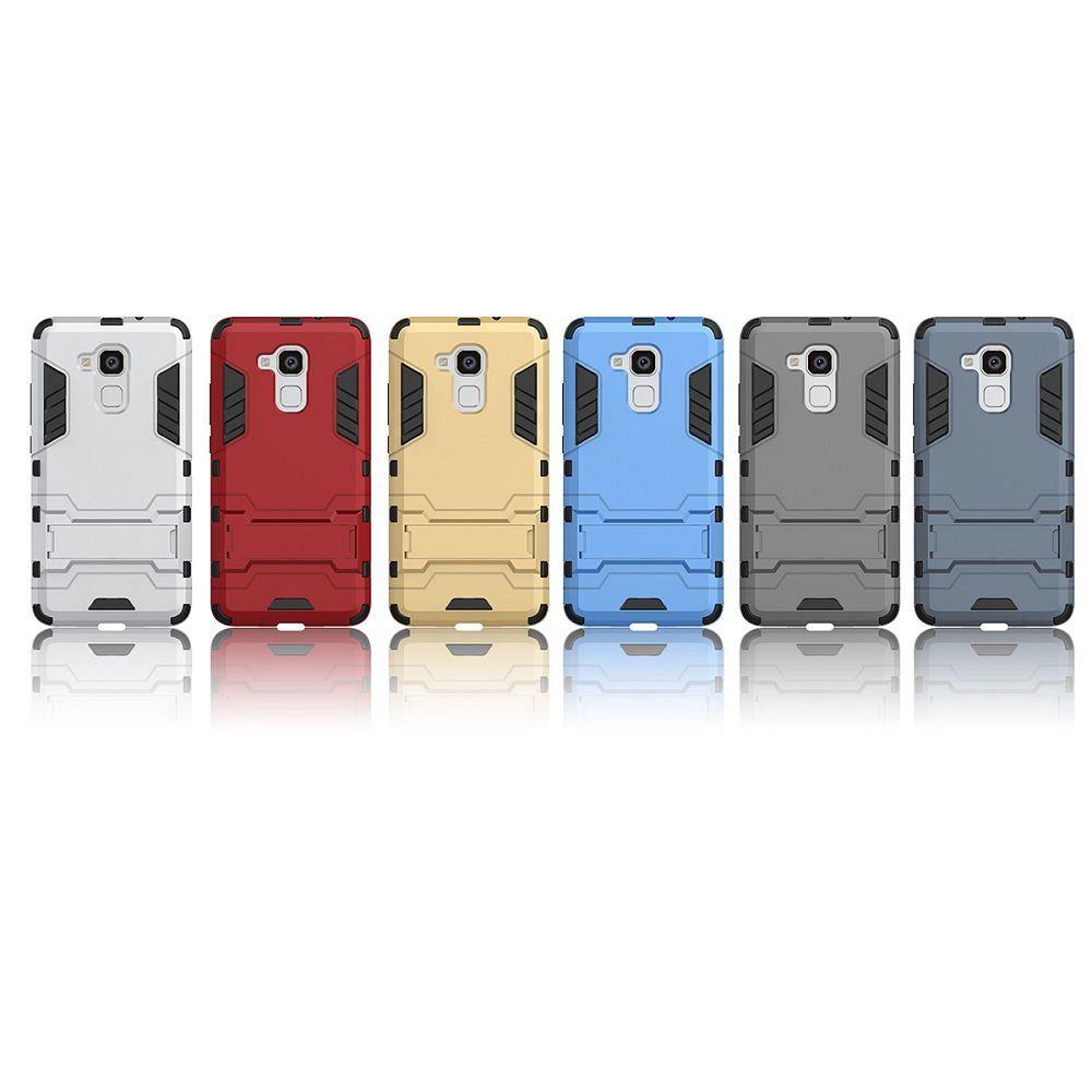 Ovitek Impact X (siv) za Huawei Honor 5C / 7 Lite