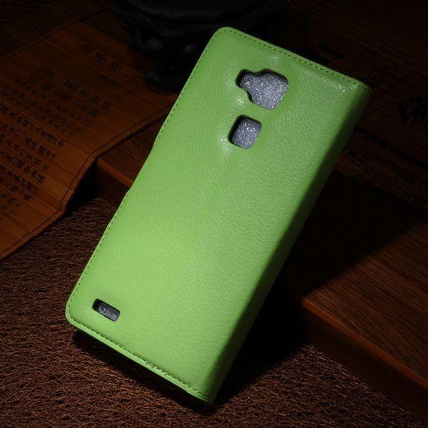 Preklopni ovitek (zelen) za Huawei Mate 7