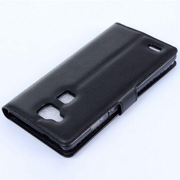 Preklopni ovitek (vijoličen) za Huawei Mate 7