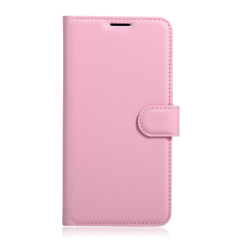 Preklopna maska (ružičasta) za Huawei Mate 9