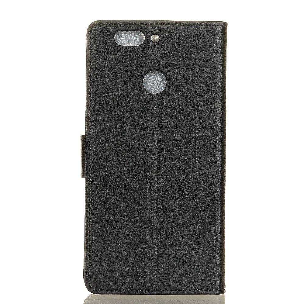 Preklopni ovitek (črn) za Huawei Nova 2 Plus