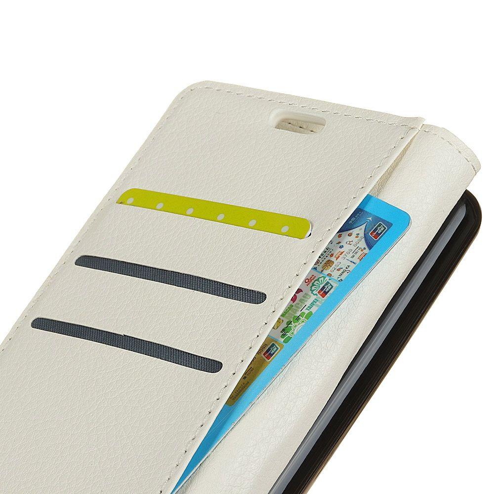Preklopni ovitek (bel) za Huawei Nova 2 Plus
