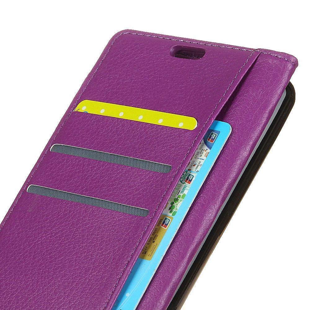 Preklopni ovitek (vijoličen) za Huawei Nova 2