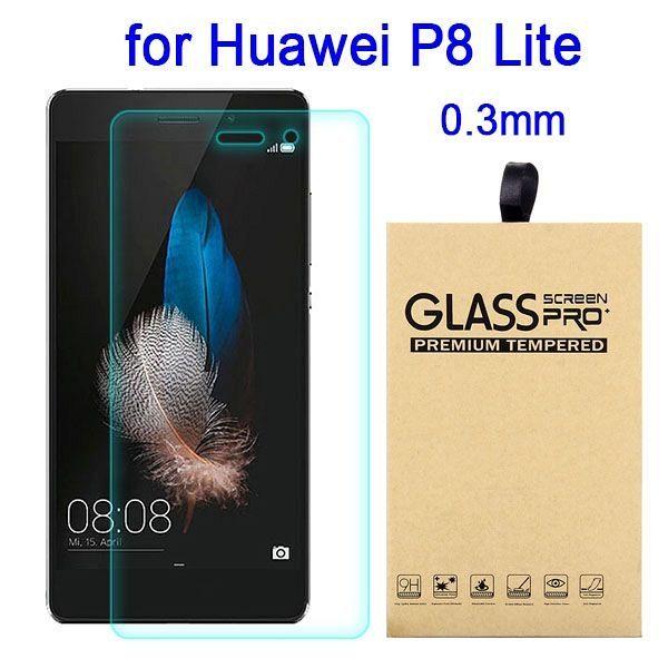 Kaljeno zaščitno steklo za Huawei P8 Lite