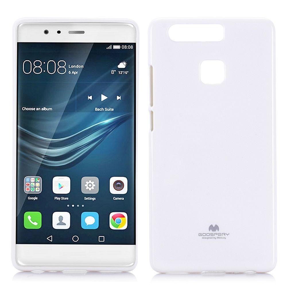 Ovitek TPU Goospery (bel) za Huawei P9