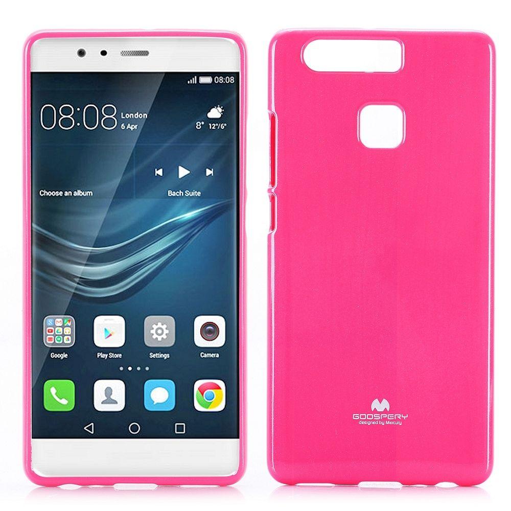 Ovitek TPU Goospery (roza) za Huawei P9