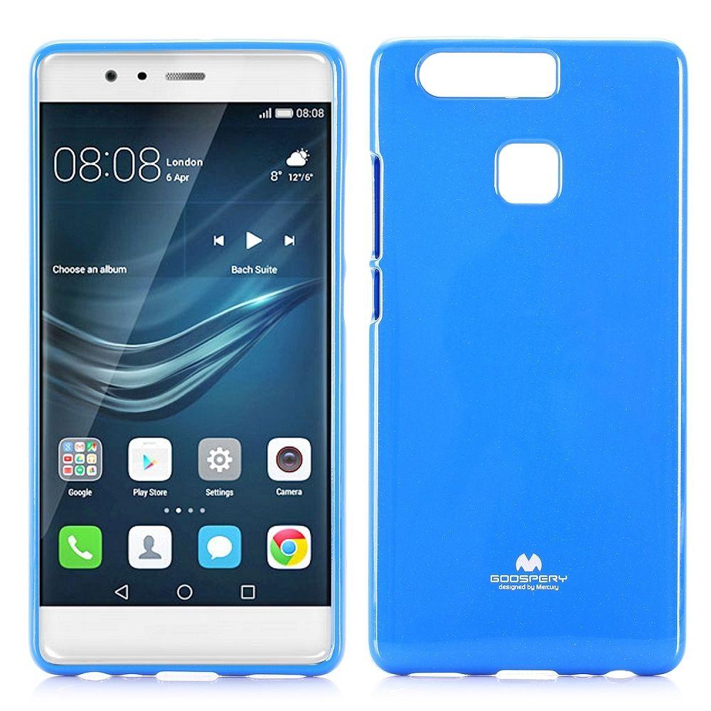 Ovitek TPU Goospery (moder) za Huawei P9