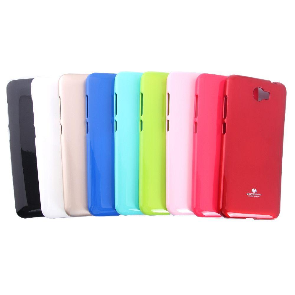 Ovitek TPU Goospery (rdeč) za Huawei Honor 5 / Y5II