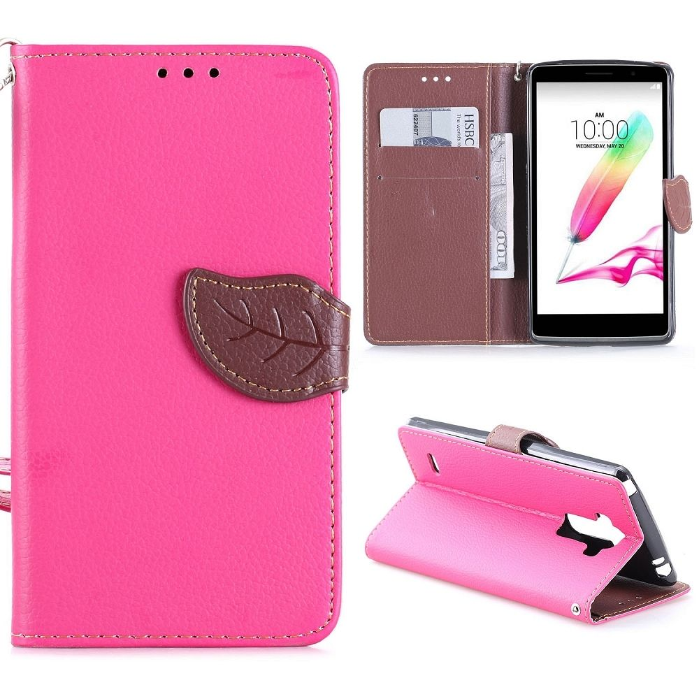 LG G4 Stylus (pink) flip tok