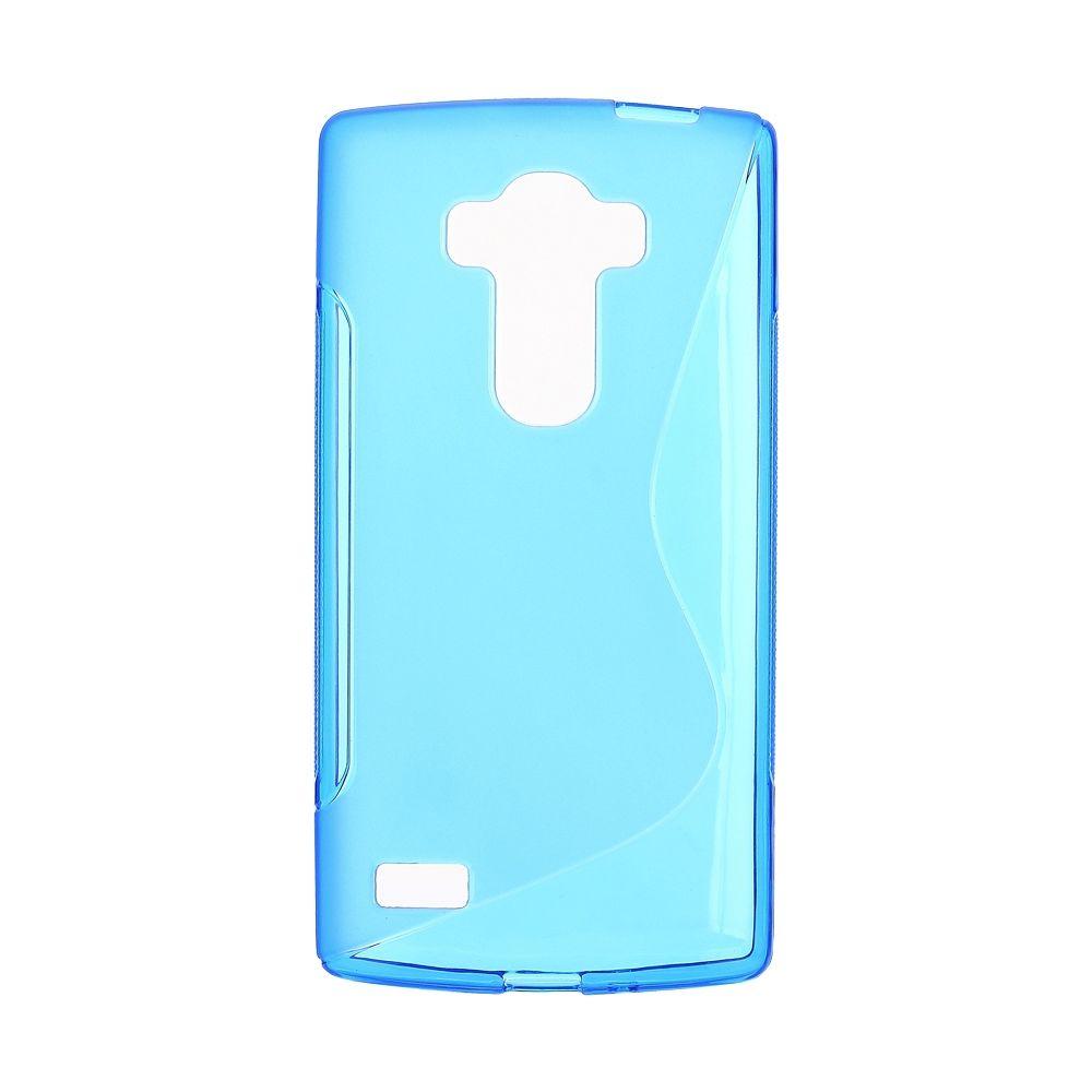 Ovitek TPU (moder) za LG G4