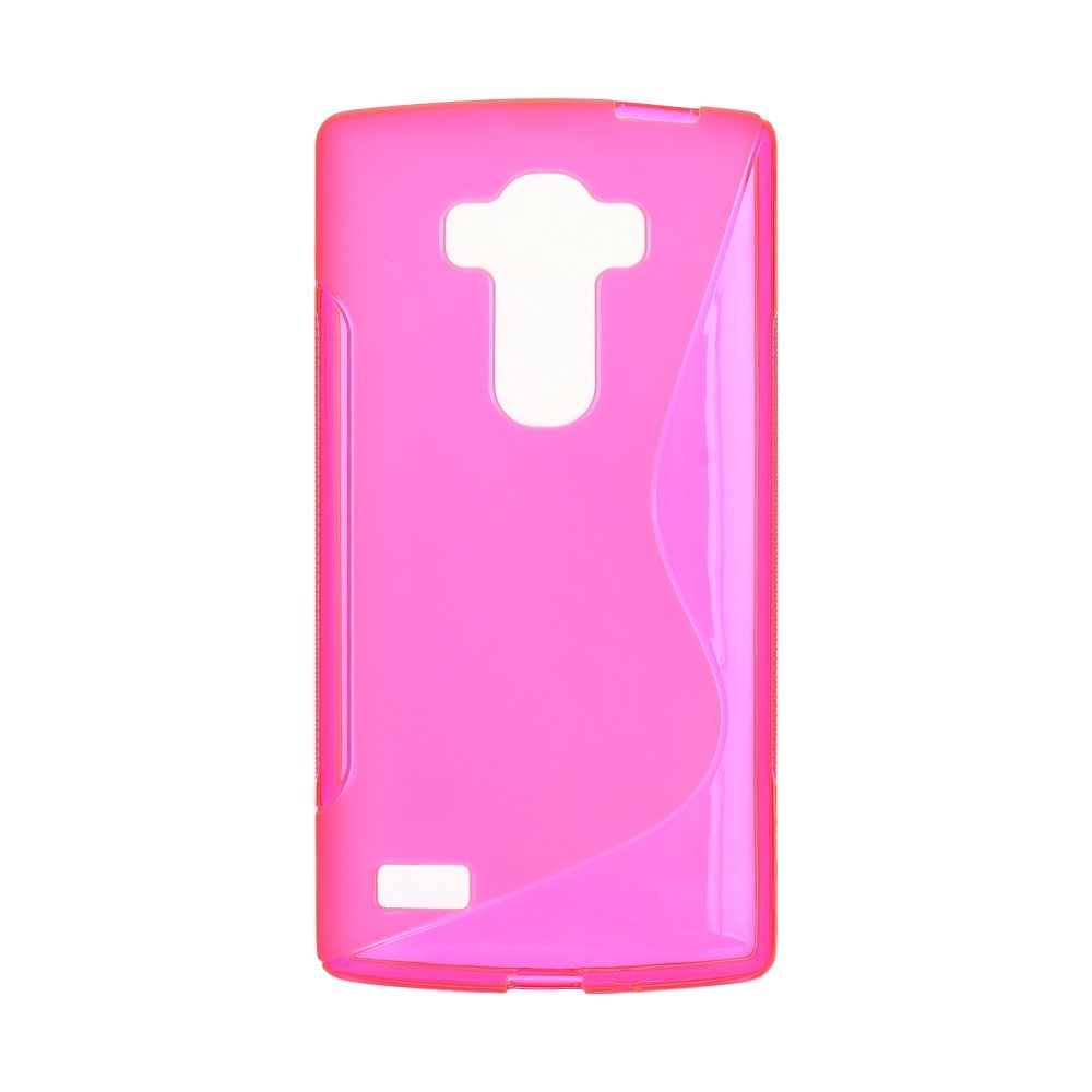 Ovitek TPU (roza) za LG G4