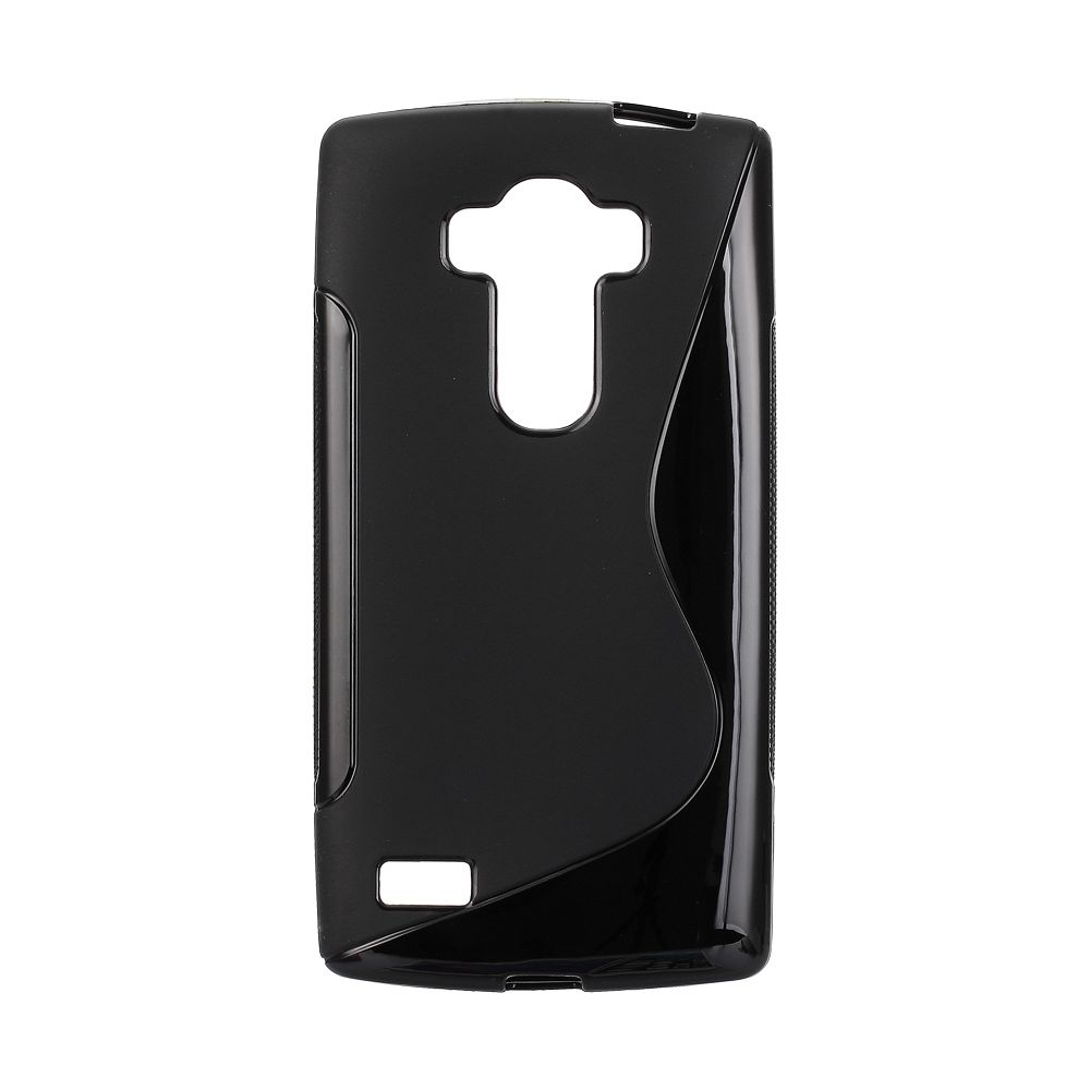 Maska TPU (crna) za LG G4