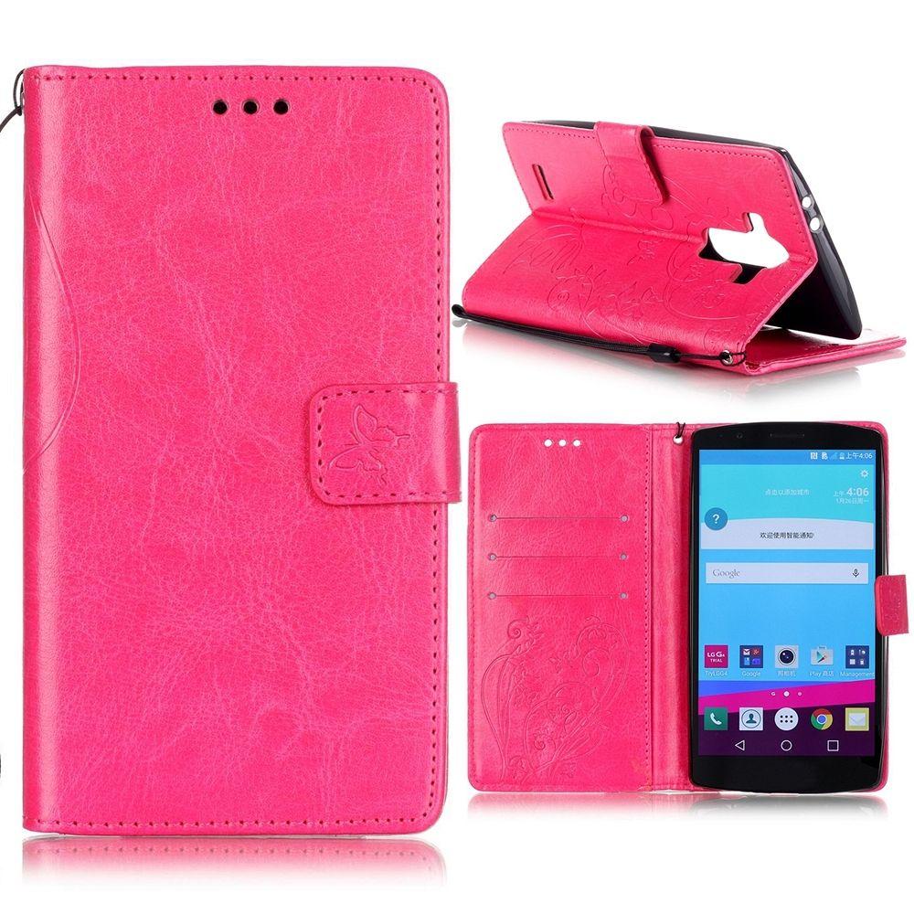 LG G4 (pink) flip tok