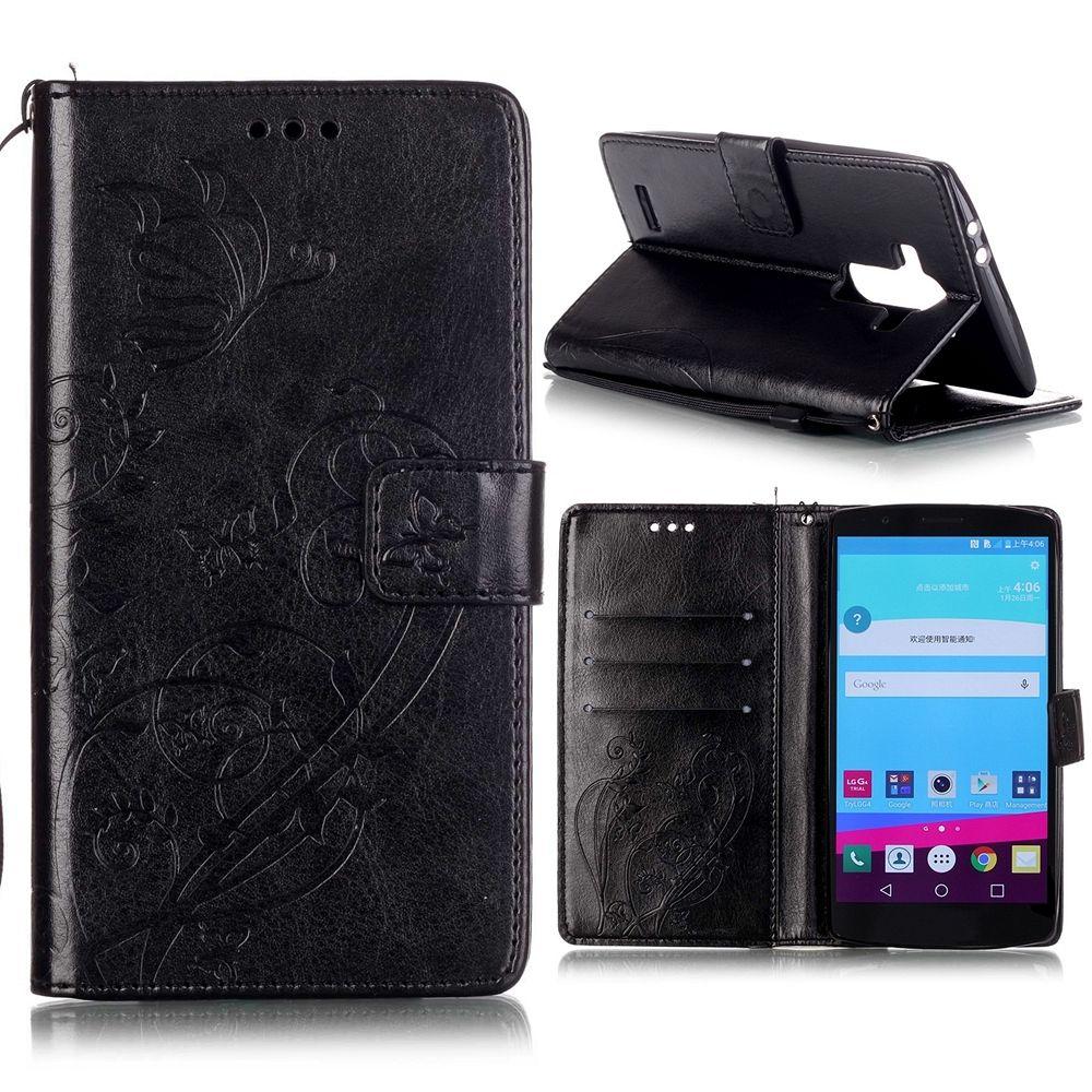 LG G4 (black) flip tok