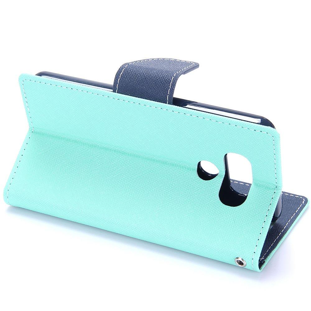 Preklopna maska Goospery (svijetlo plava) za LG G6
