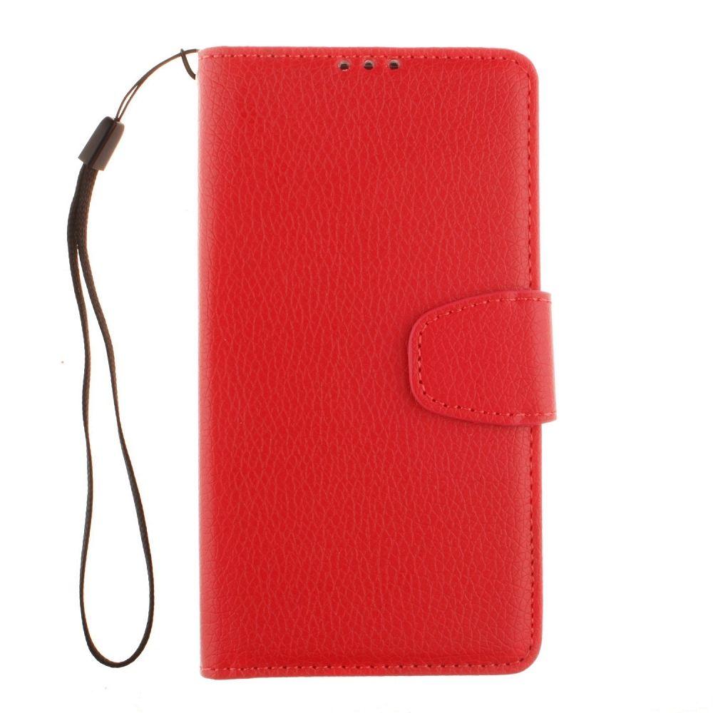 Preklopni ovitek (rdeč) za LG Leon
