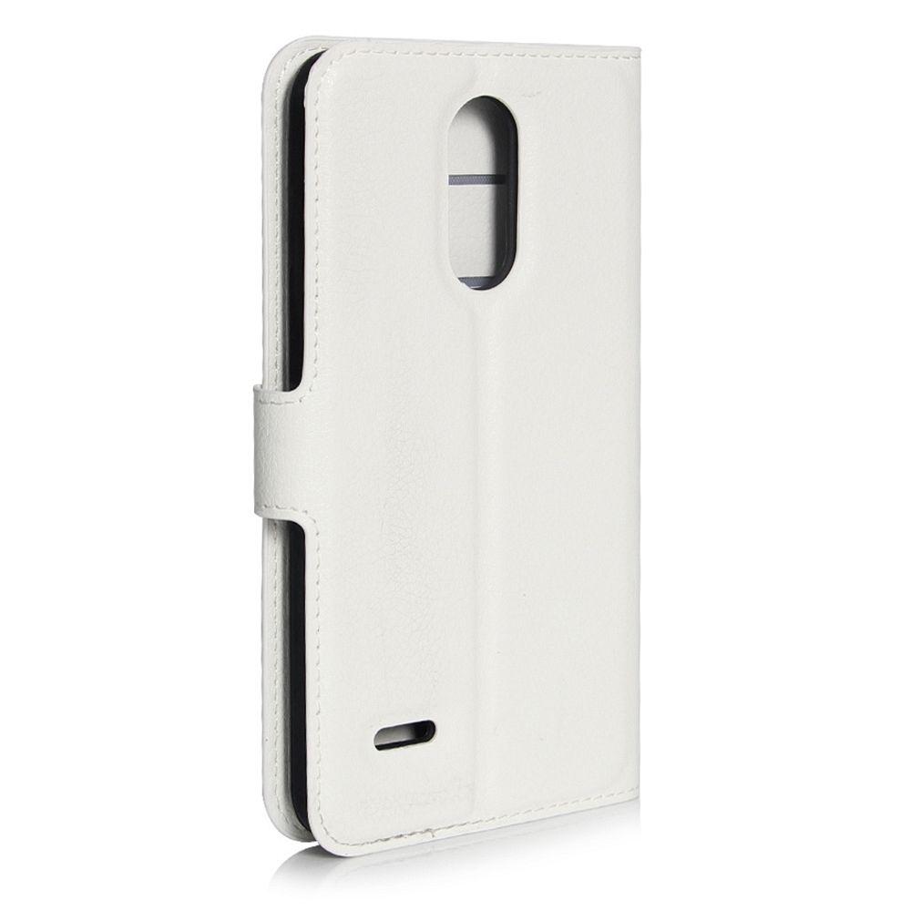 Preklopni ovitek (bel) za LG K4 (2017)