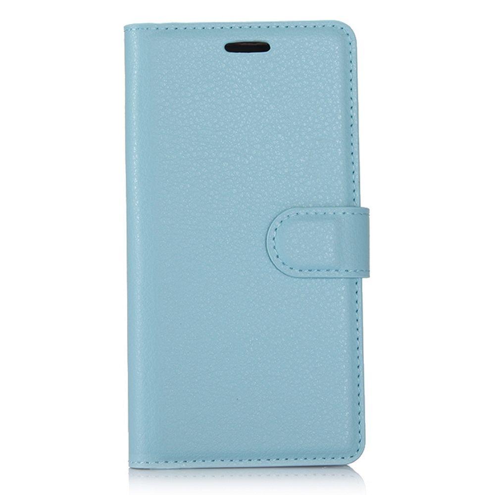 LG K4 2017 (light blue) flip tok