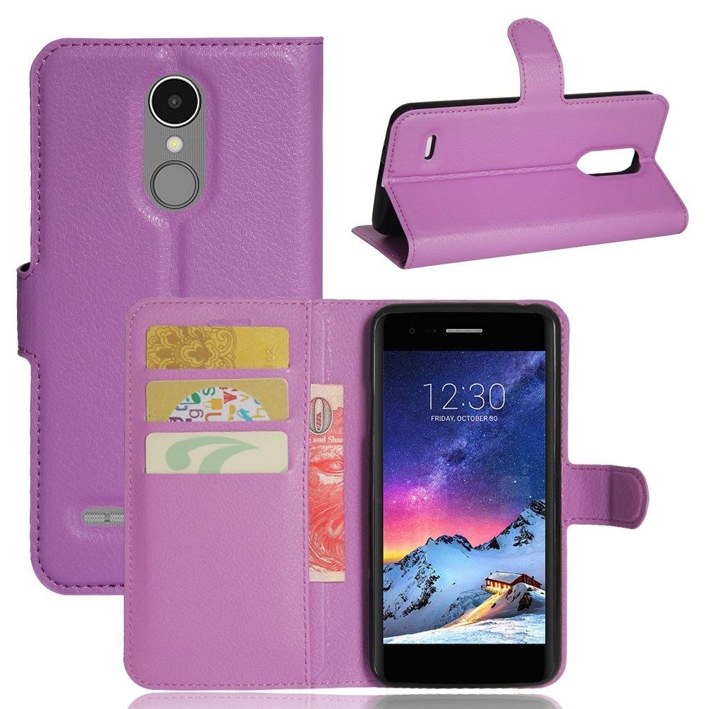 LG K4 2017 (purple) flip tok