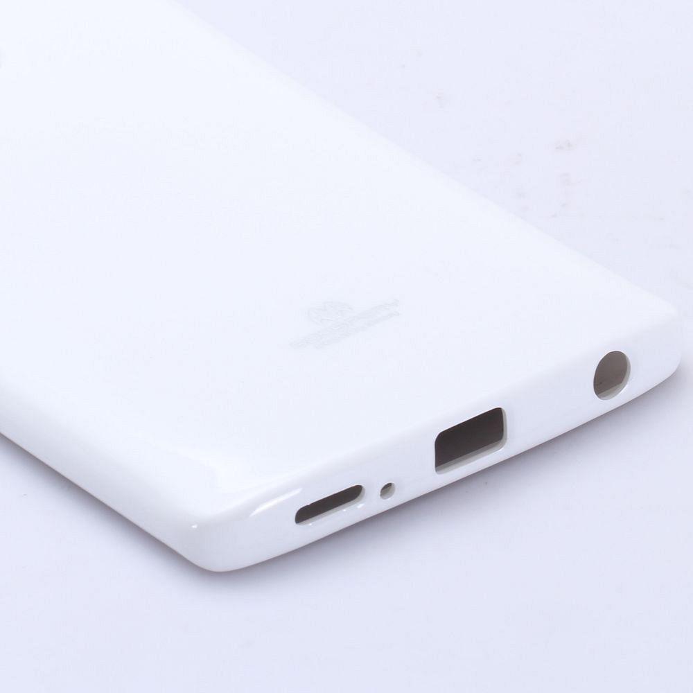 Ovitek TPU Goospery (bel) za LG V10
