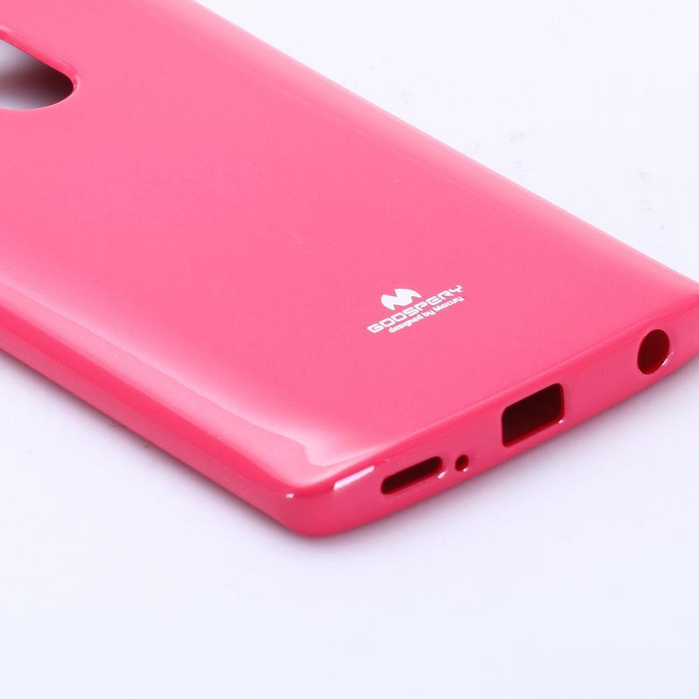 Ovitek TPU Goospery (roza) za LG V10