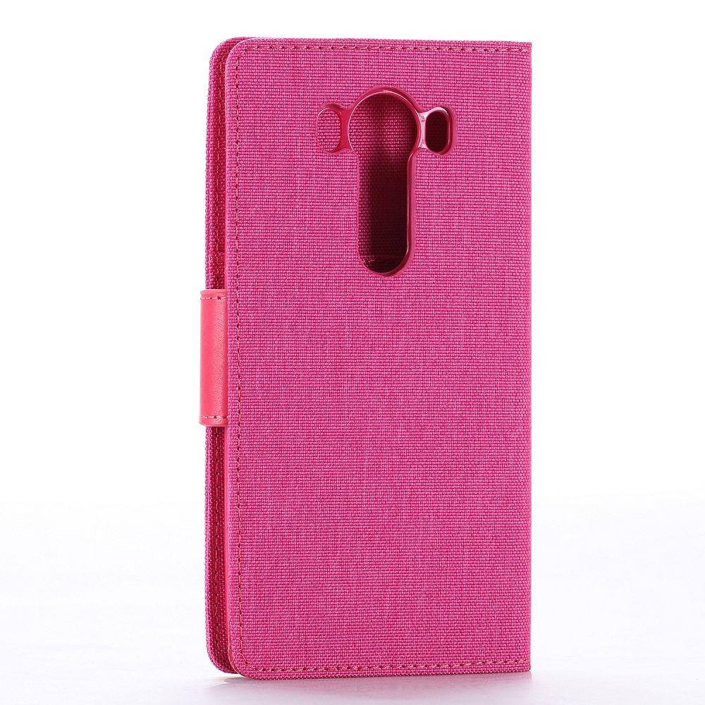 Preklopni ovitek Goospery (roza) za LG V10