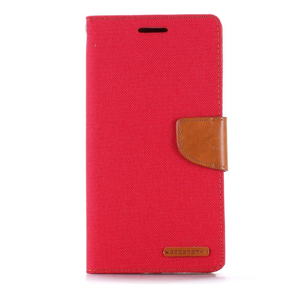 LG V10  Goospery (red) flip tok