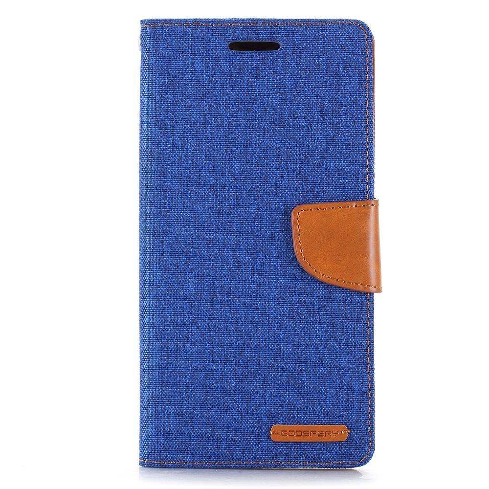 LG V10  Goospery (blue) flip tok