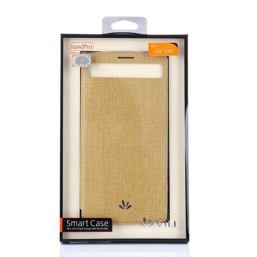 Preklopni ovitek Vili (bel) za LG V10