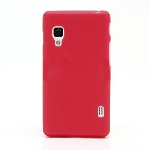Maska TPU (crvena) za LG Optimus L5 II